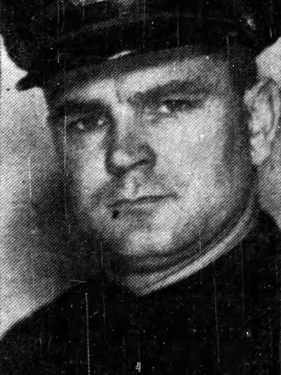 Indiana State Police officer Paul Minneman was gunned down on May 25, 1937, by members of the Brady gang.
