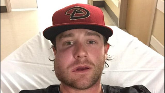 Archie Bradley gave the sports world a scare on Tuesday night.