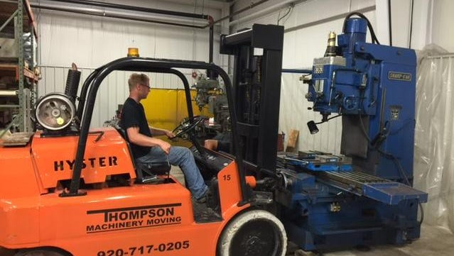 Thompson Machinery Moving provides equipment moving services in the United States and Mexico.