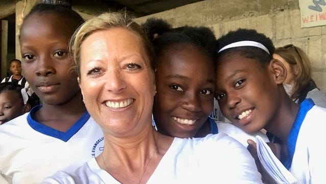 Helping Kids Help Haiti