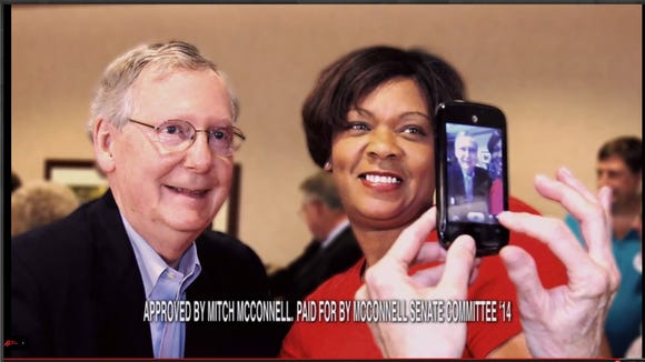 AP MCCONNELL AD A ELN USA KY