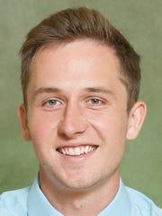 Stevenson golfer Matt Daryman (York Catholic)