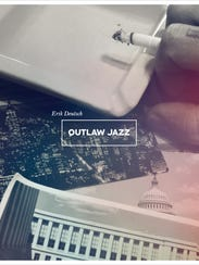 The cover of Erik Deutsch's 'Outlaw Jazz.'