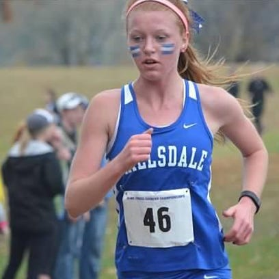 Allysen Eads is a former All-Observer runner at Mercy High School.