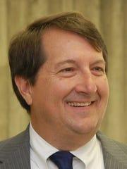 Oak Ridge City Manager Mark Watson