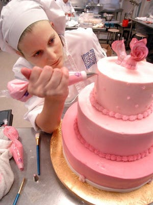 Wilton Cake Decorating classes on building buttercream skills begin at 6 p.m. Tuesday at Hobby Lobby, 5425 S. Padre Island Drive. The course consists of two four hour classes. Cost: $35. Information: 361-991-3641.
