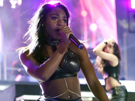 Normani is speaking out.