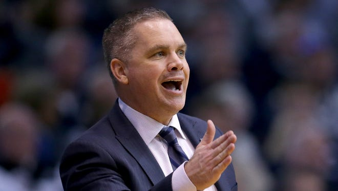 Butler's Chris Holtmann is still looking for point guard help.