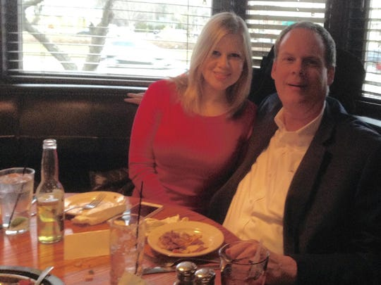 Jennifer Hitzka and Jeff Gillespie were entertaining business friends for a final time at Hogan's. They also have enjoyed bringing their daughters for meals and having the waitresses engage in friendly conversations with them.