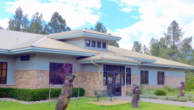 The Fortuitous Book Club meets at the Ruidoso Public Library.