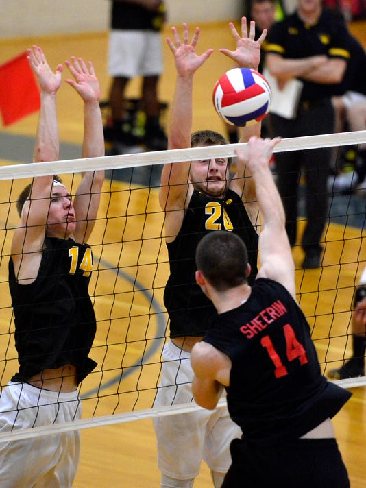 PHOTOS: Red Lion vs Hempfield in District 3 volleyball semi-finals