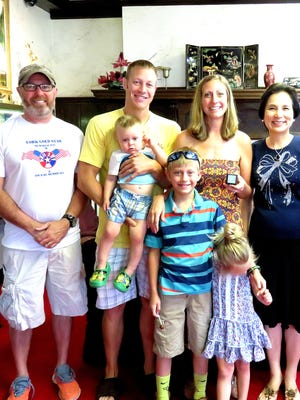 The Murren family