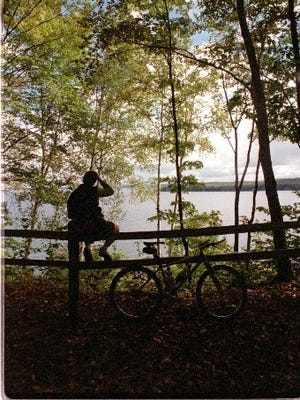 Bicyclists and hikers in the Upper Peninsula would benefit from work to provide safer trails.