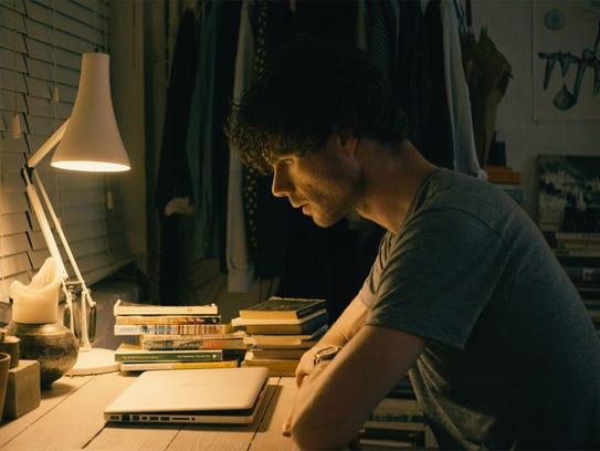 """Matthew Needham in """"Stutterer."""" (Bare Golly Films)"""