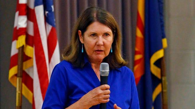 U.S. Rep. Ann Kirkpatrick, D-Ariz., is the highest-ranking Democrat on the VA investigation subcommittee.