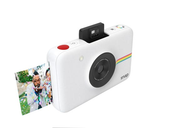Polaroid's Snap Instant Digital Camera.