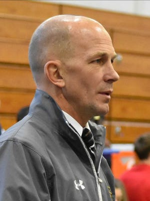 Watchung Hills wrestling coach Dan Smith is the Courier News Coach of the Year.