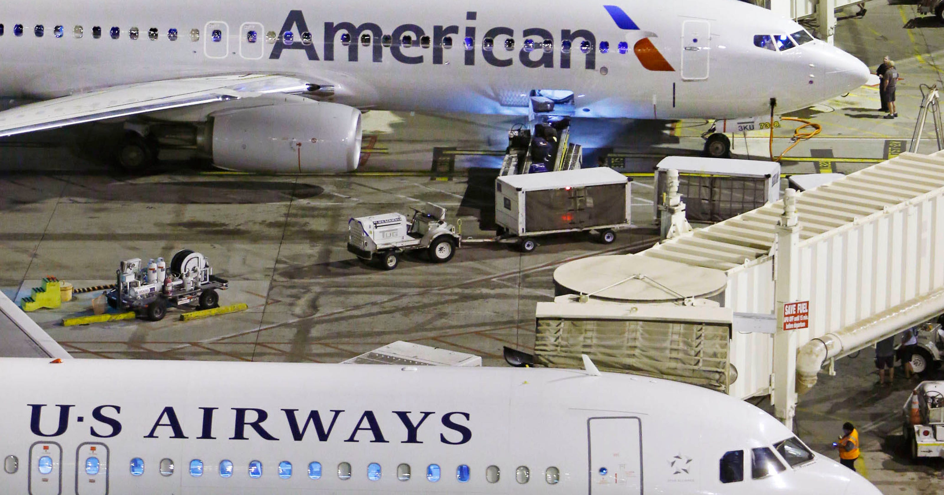 Cactus Call Sign Fades Into Us Airways History