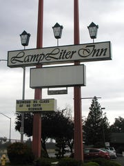 The Lamp Liter Inn sign has welcomed the sleepy and hungry to pull off Highway 198 since 1963.