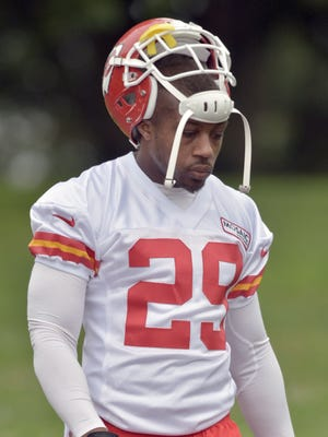 Chiefs S Eric Berry has been named to three Pro Bowls in five NFL seasons.