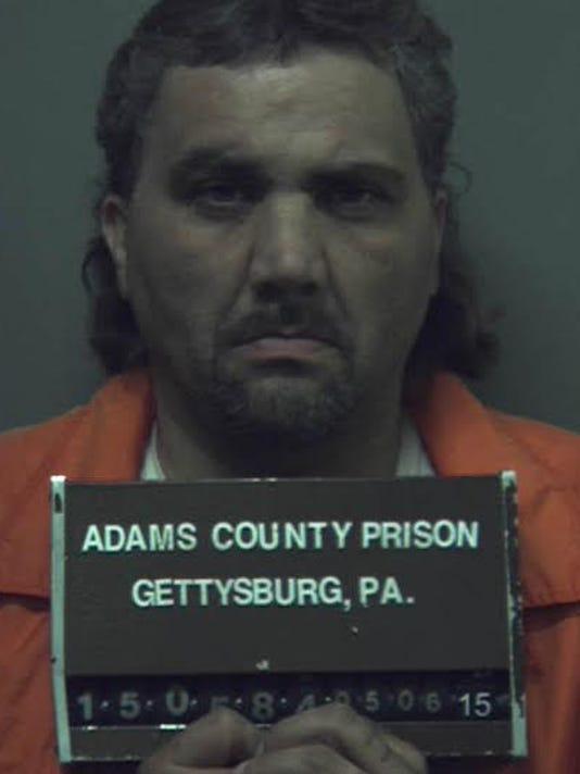 Daniel Funt, of York Springs, is being held on $25,000 bail