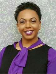Kesha Carter is running for Gates Town Board.