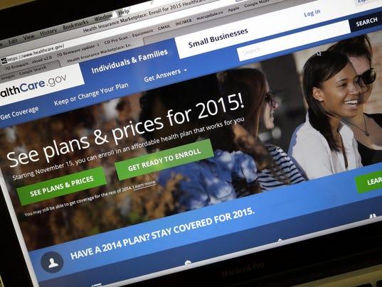 HealthCare.gov site