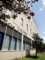 The former federal courthouse in downtown Lafayette is in line to be redeveloped into a mix of residential and commercial space.