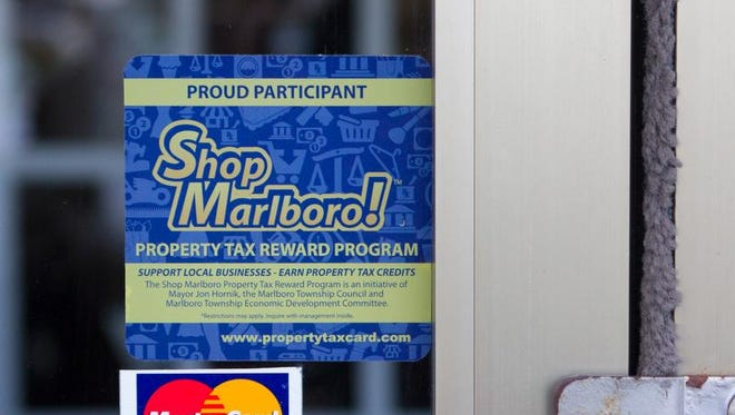 Sofia Turkish Cuisine in Marlboro participates in the merchant tax rebate program in that town where residents who purchase from local participating merchants get a property tax credit. Merchants who participate in program display a tag on their front windows or door to let customers know.