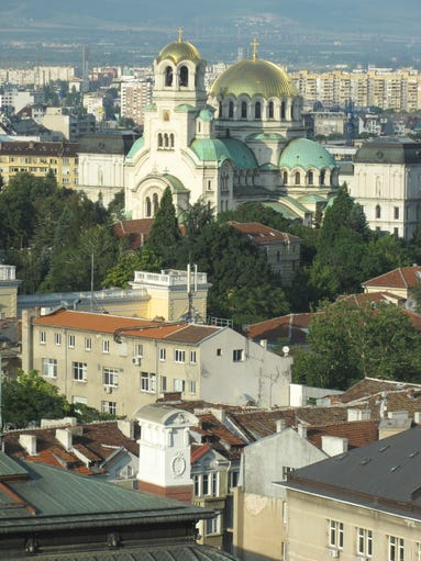 Sofia, Bulgaria, is Europe's most affordable capital for visitors, according to more than one 2013 travel index.  But this little-known Balkan city offers plenty of other reasons to visit.