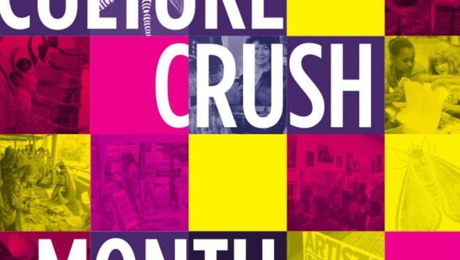 April is Culture Crush month.