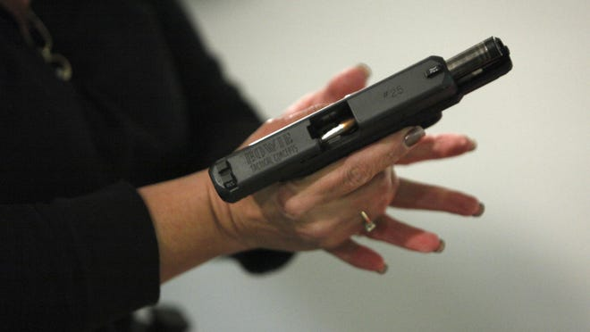 New Jersey's gun laws are among the strictest in the country.