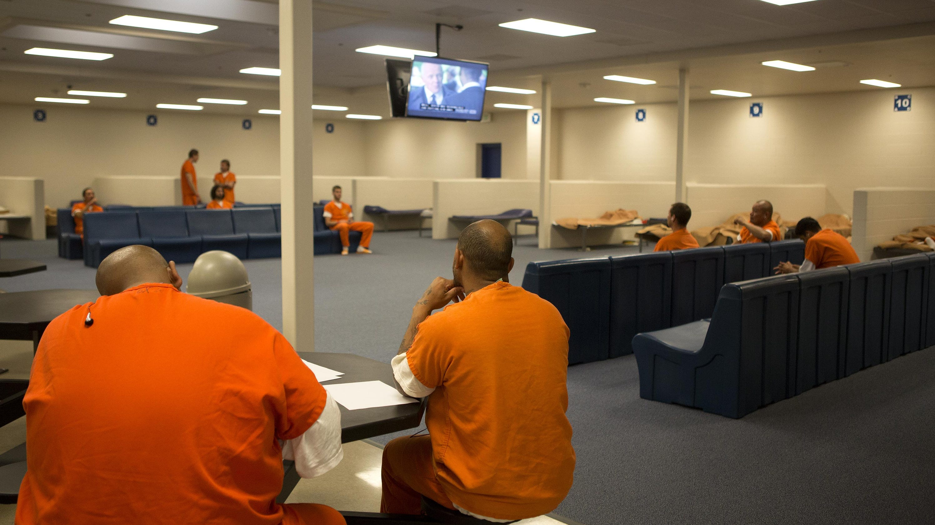 Body scanner to replace strip searches at Larimer jail