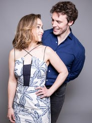 Emilia Clarke and Sam Claflin play onscreen love interests
