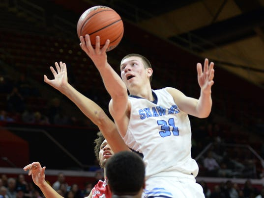 Shawnee boys basketball wins state title