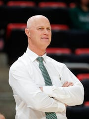 UWGB women's coach Kevin Borseth has put together another challenging schedule for the 2019-20 season.