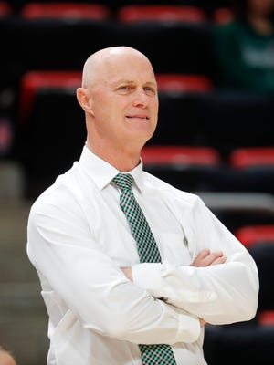 UWGB women's coach Kevin Borseth and his Phoenix team fell to 7-5 in Horizon League play with a loss at UW-Milwaukee on Saturday.