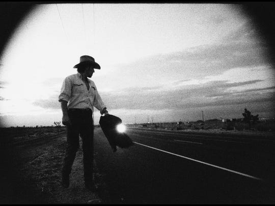 """Bruce on the Highway"" by  Pamela Springsteen."