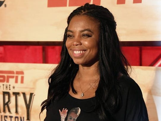 ESPN host Jemele Hill