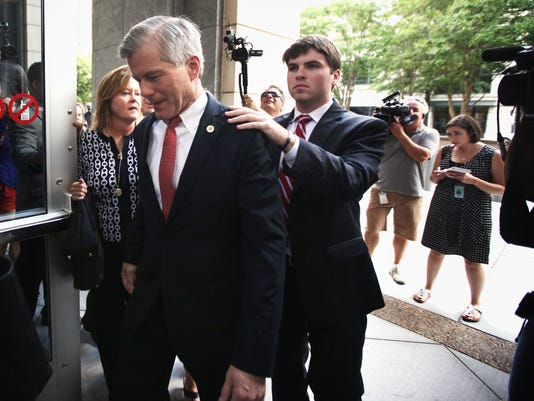 Verdict Reached In Corruption Trial Of Former Virginia Governor McDonnell And His Wife