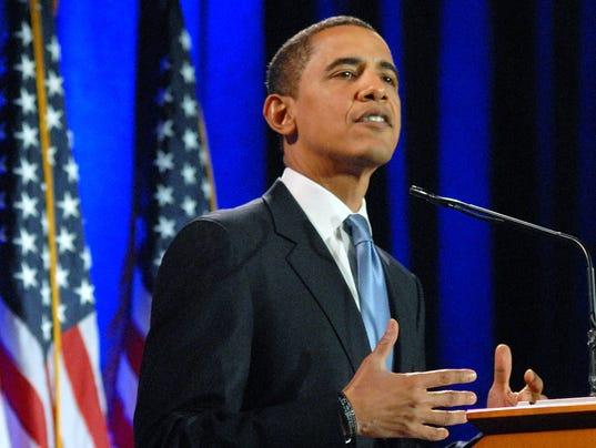 Obama speech on race