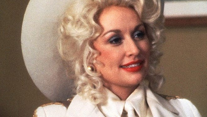 """The film """"The Best Little Whorehouse in Texas"""" (1982) features Dolly Parton."""