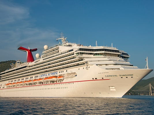 Carnival Cruise Tilts To Side Due To Technical Issue Causes Chaos