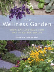 Healthy gardening is the focus of this new book.