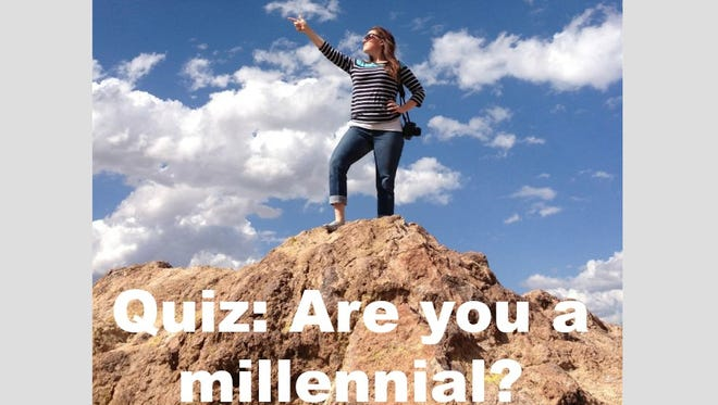 Take birth years out of the equation, are you a millennial? Take this quiz.