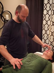 Anton Taiga offers Tui Na massage at Izlind in Rhinebeck.