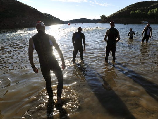 Fort Collins is home to the Xterra Lory Triathlon,