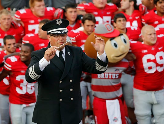 Ohio State Band Director