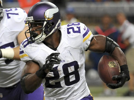 After a day of public pressure from angry fans and concerned sponsors, the Minnesota Vikings reversed course Wednesday and placed star Adrian Peterson on the exempt-commissioner's permission list, the team announced Wednesday. The move will require him to stay away from the team while he addresses child abuse charges in Texas.