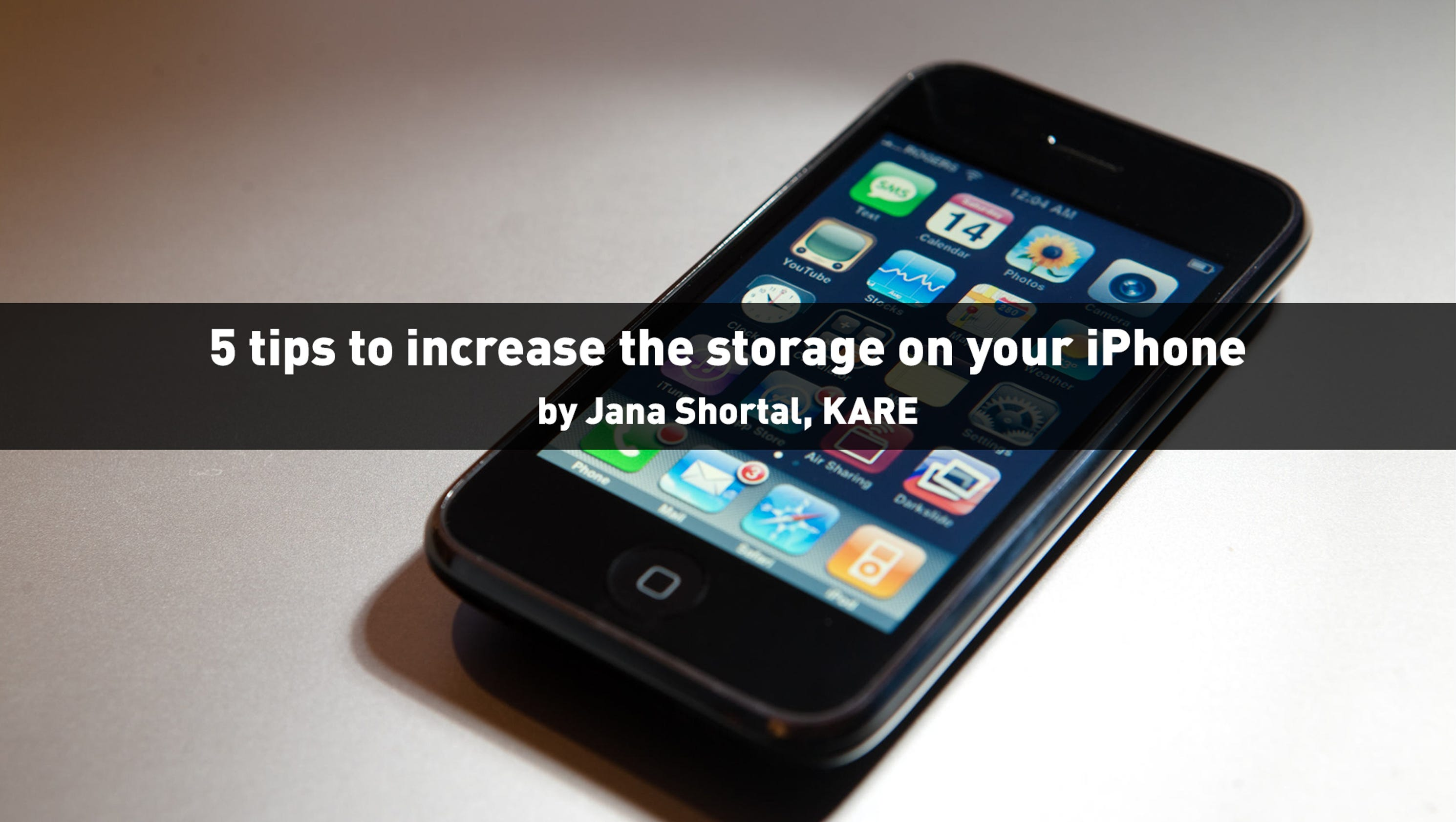 no storage on iphone tips to increase the storage on your iphone 15775